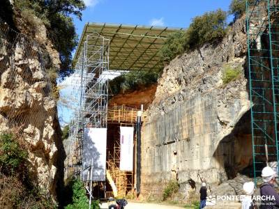 Yacimientos Atapuerca - Sierra de la Demanda; sierra madrid viajar sola zona norte